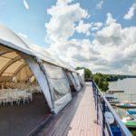 Летние площадки 2020 шатры/поляны/яхт-клубы